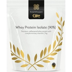 Elite Whey Protein Isolate 90% 1kg