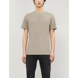 Brace crewneck cotton-jersey T-shirt found on Bargain Bro Philippines from Selfridges US for $31.00