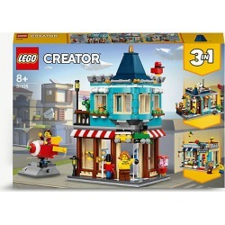 LEGO® Creator 3-in-1 Townhouse Toy Store play set