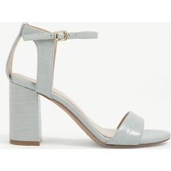 Kiki faux-leather block heel sandals found on Bargain Bro India from Selfridges US for $32.00
