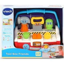 Tool Box Friends toy set