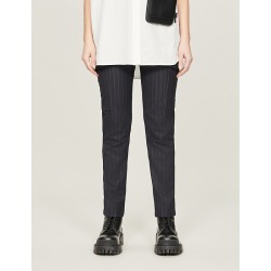 Palmy high-rise woven trousers found on Bargain Bro India from Selfridges US for $210.00
