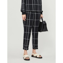 Hansal check tapered trousers found on Bargain Bro India from Selfridges US for $116.00