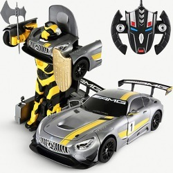 Mercedes Benz GT3 radio-controlled car and robot found on Bargain Bro Philippines from Selfridges US for $65.00