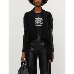 Lucia wool and leather cardigan found on Bargain Bro India from Selfridges US for $255.00
