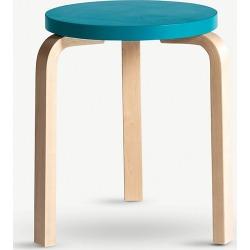 Stool 60 birch wood stool