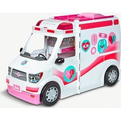 Care Clinic medical vehicle set