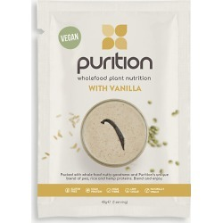 Dairy-free vanilla protein powder 8 x 40g