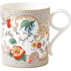 Wonderlust Collection Rococo Flowers china mug