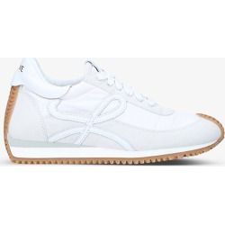 Flow Runner leather and nylon trainers found on Bargain Bro India from Selfridges US for $545.00