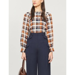 Checked woven shirt found on Bargain Bro India from Selfridges US for $43.00