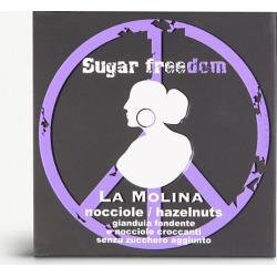 Dark Gianduja Sugar Free Bar 40g