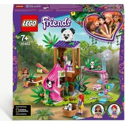 LEGO® Friends 41422 Panda Jungle Tree House Rescue playset