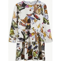 Chia cotton butterfly dress 2-16 years