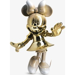Minnie Mouse Welcome chrome figurine 30cm found on Bargain Bro India from Selfridges US for $235.00
