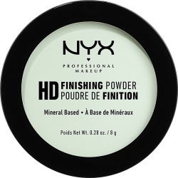 High-definition finishing powder