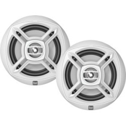 "DUAL DMP672 Marine DMP Series 6.5"" Dual-Cone Speakers"