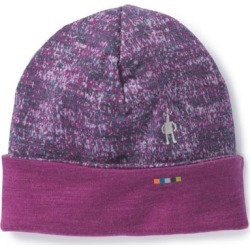 89a5cae33 SmartWool Kids' Merino 250 Reversible Pattern Cuffed Beanie - Meadow Mauve  Heather