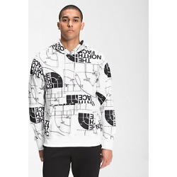 Mens Half Dome AOP Pullover Hoodie 2X8 L found on Bargain Bro India from The North Face for $65.00