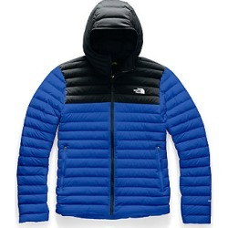 Men8217s Stretch Down Hoodie CZ6 L found on Bargain Bro India from The North Face for $174.30