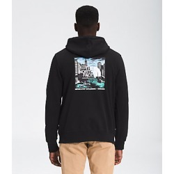 Mens Chicago Pullover Hoodie WZY L found on Bargain Bro India from The North Face for $55.00