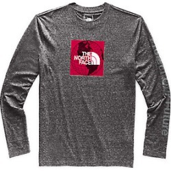 Men8217s Long-Sleeve Recycled Materials Tee MGM M