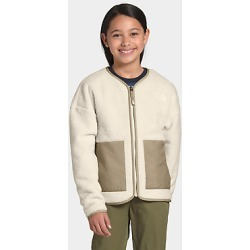 Girls8217 Camplayer Fleece Cardigan 11P XL found on Bargain Bro India from The North Face for $48.00