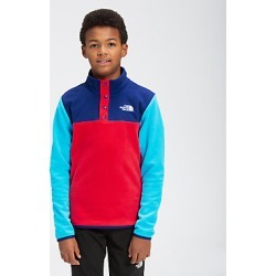 Youth Glacier Snap Pullover 682 M found on Bargain Bro from The North Face for USD $30.40