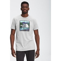 Mens Colorado Short Sleeve Crew Neck Tee DYX L found on Bargain Bro India from The North Face for $25.00