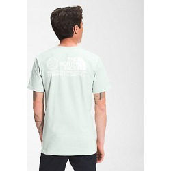 Mens Coordinates Short Sleeve Tee V39 XL found on Bargain Bro India from The North Face for $35.00