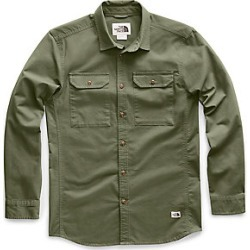 Men8217s Long-Sleeve Battlement Utility Shirt 7D6 L found on Bargain Bro India from The North Face for $49.00