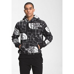 Mens Half Dome AOP Pullover Hoodie 2X6 XS found on Bargain Bro India from The North Face for $65.00