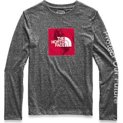 Women8217s Long-Sleeve Recycled Materials Tee MGM M