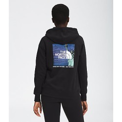 Womens NYC Pullover Raglan Hoodie JK3 XXL found on Bargain Bro India from The North Face for $55.00