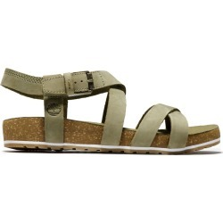 Timberland Malibu Waves Strap Sandal For Women In Green Green, Size 3.5 found on Bargain Bro UK from Timberland (UK)