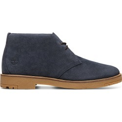 Timberland Folk Gentleman Chukka For Men In Navy Navy, Size 9