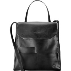 Cilley Leather Flap Over Bag