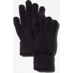 Timberland Touchscreen Gloves For Men In Black Black, Size ONE found on MODAPINS from Timberland (UK) for USD $17.50