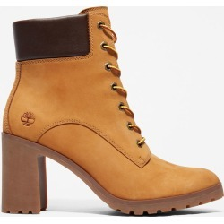 Timberland Allington 6 Inch Lace-up Boot For Women In Yellow Yellow, Size 5 found on Bargain Bro UK from Timberland (UK)