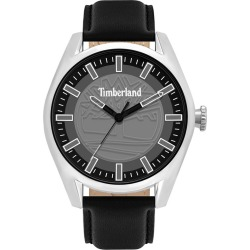Timberland Ashfield Watch For Men In Silver/black No Color, Size ONE found on MODAPINS from Timberland (UK) for USD $162.19
