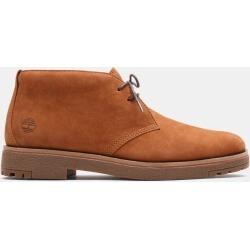 Timberland Folk Gentleman Chukka For Men In Light Brown Light Brown, Size 7.5