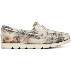 Timberland Camden Falls Boat Shoe For Women In Floral Floral, Size 4.5 found on Bargain Bro UK from Timberland (UK)