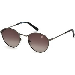 Timberland Round Sunglasses For Men In Grey Grey, Size ONE found on MODAPINS from Timberland (UK) for USD $125.25