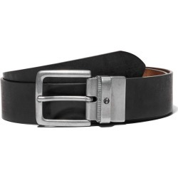 Timberland Reversible Leather Belt For Men In Black/brown Black/brown, Size L found on Bargain Bro UK from Timberland (UK)