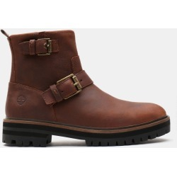 Timberland London Square Biker Boot For Women In Brown Brown, Size 3.5 found on Bargain Bro UK from Timberland (UK)