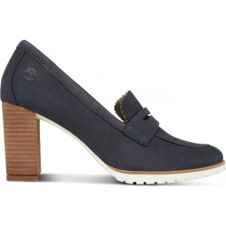 Timberland Women's Leslie Anne Mocassin Pump Navy Navy, Size 7.5 found on Bargain Bro UK from Timberland (UK)