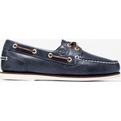 Timberland Classic 2-eye Boat Shoe For Women In Navy Navy, Size 4 found on Bargain Bro UK from Timberland (UK)