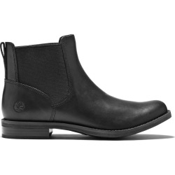 Timberland Magby Chelsea Boot For Women In Black Black, Size 4 found on Bargain Bro UK from Timberland (UK)