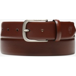 Timberland Leather Belt For Men In Brown Brown, Size L found on Bargain Bro UK from Timberland (UK)