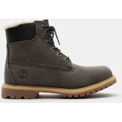 Timberland Premium 6 Inch Boot For Women In Grey Dark Grey, Size 3.5 found on Bargain Bro UK from Timberland (UK)